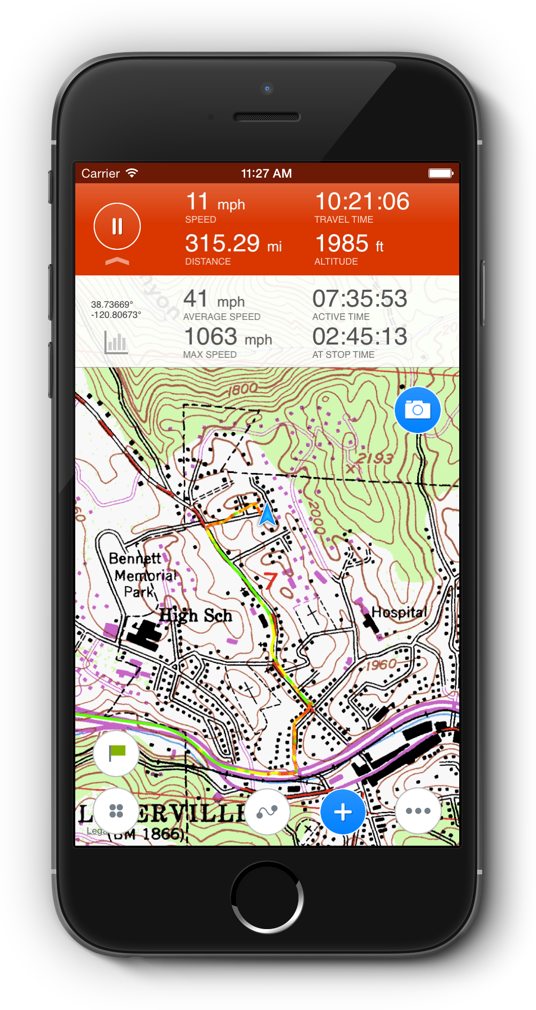 TrackKitnet Recent Changes And Updates - Mobile tracker map